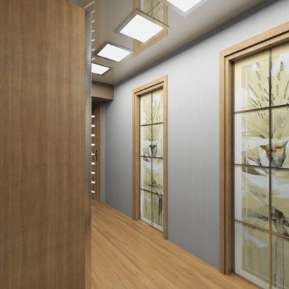 Дизайн квартиры прихожая