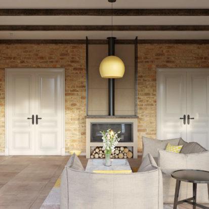 Интерьер гостиной дизайн дома