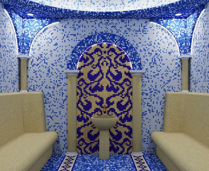 Хаммам в частном доме
