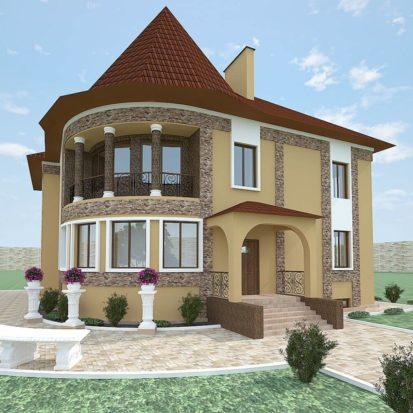 Экстерьер и ремонт дома
