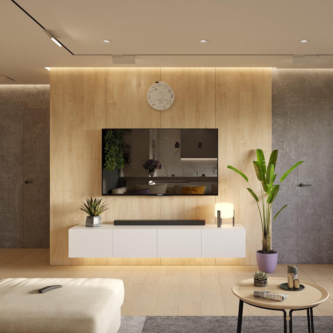 Дизайн гостиной проект квартиры