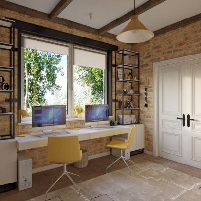 Дизайн дома детская комната