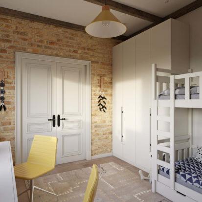 Дизайн дома игровая комната