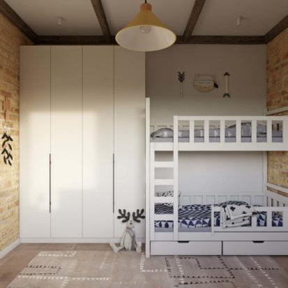 Дизайн дома интерьер детской