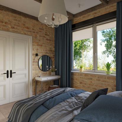 Дизайн дома интерьер спальни