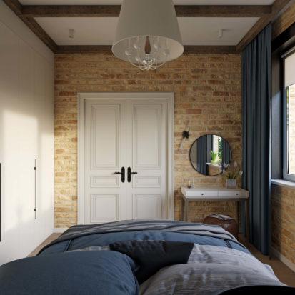 Дизайн дома современный интерьер спальни