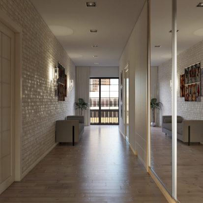 Дизайн и ремонт современной квартиры