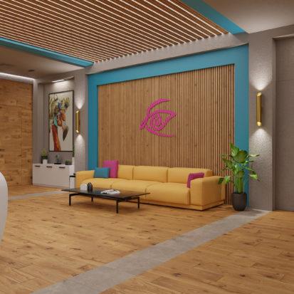 Дизайн офиса Киев прихожая