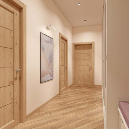 Дизайн прихожей в интерьере квартиры