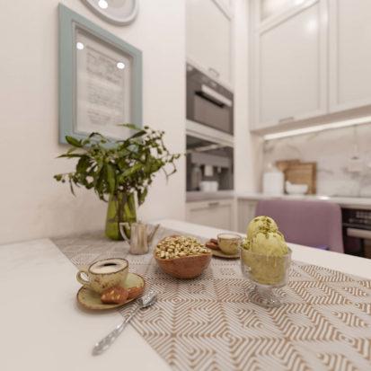 Интерьер квартиры декор