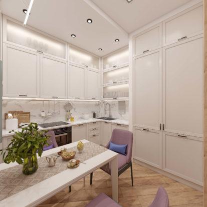 Интерьер квартиры кухонная мебель