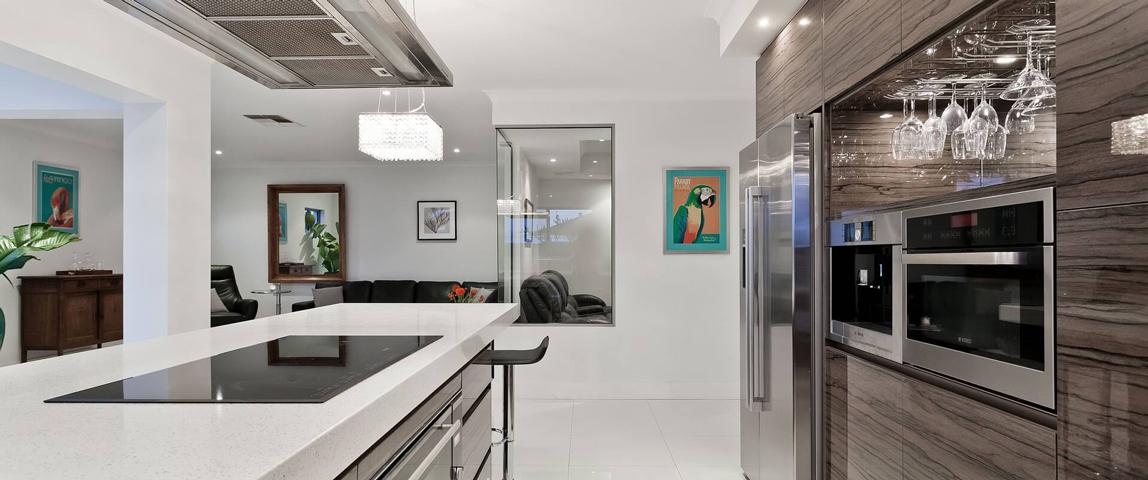 дизайн кухни студии, Dofamine