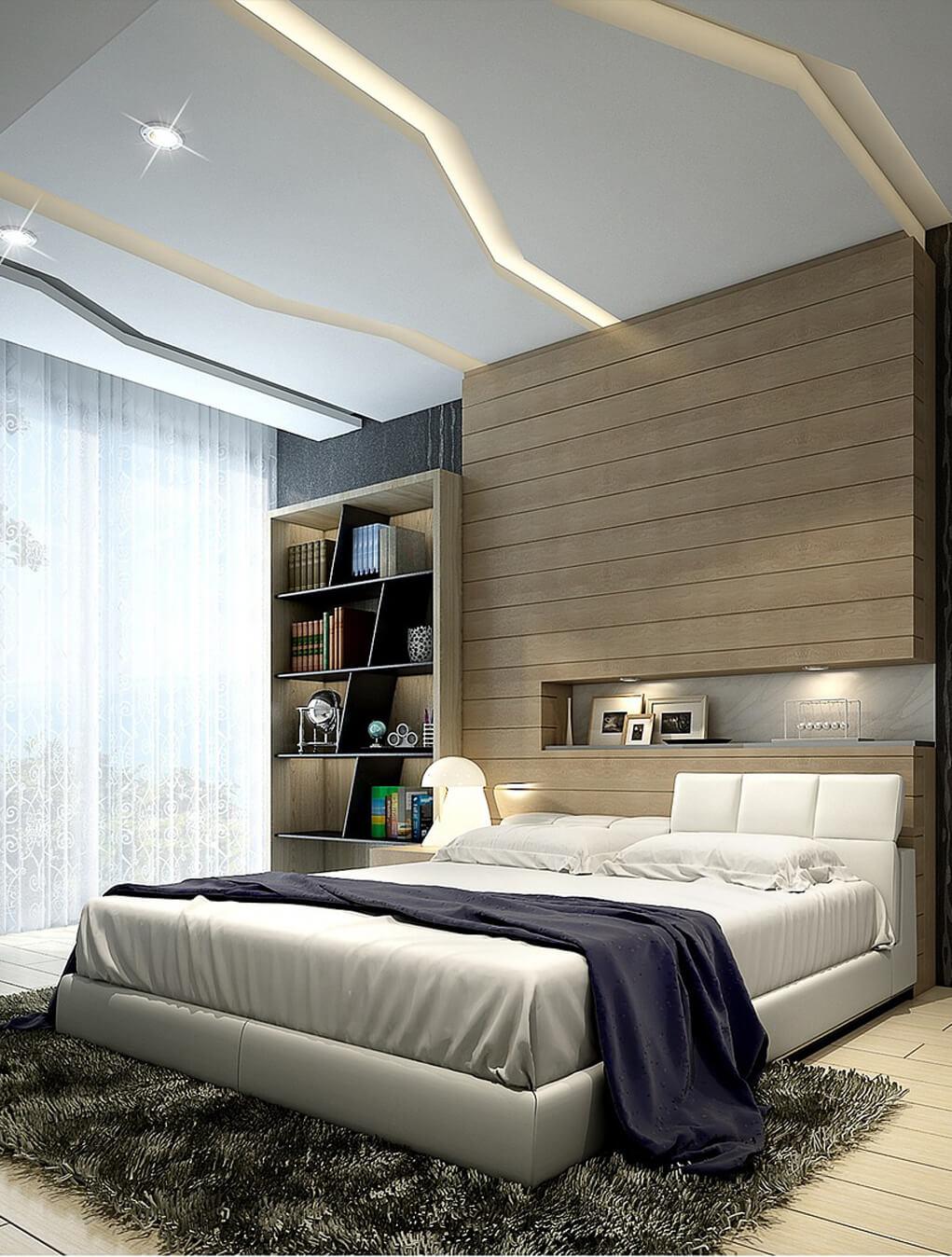 Дизайн и декор спальни Запорожье