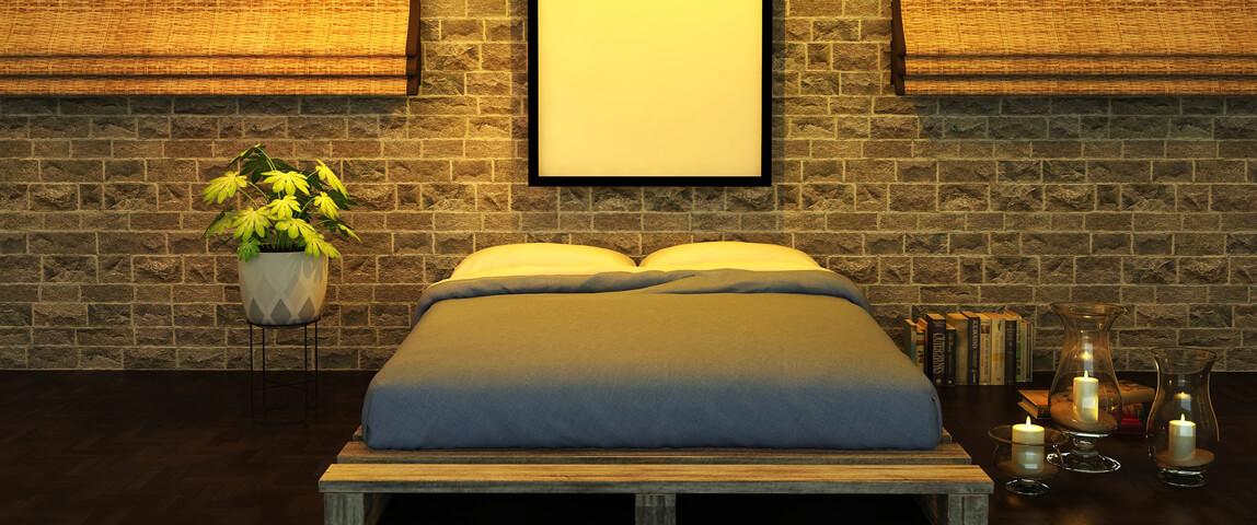 Дизайн и декор спальни, Dofamine