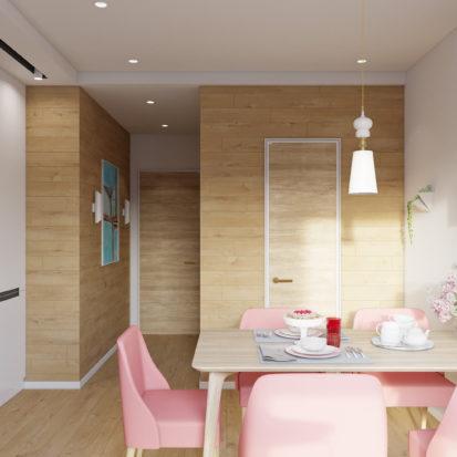 Дизайн интерьера Запорожье - кухня