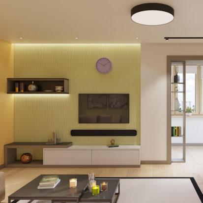 Дизайн квартиры Киев