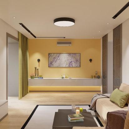 Дизайн квартиры Киев - Дизайн интерьера гостиной