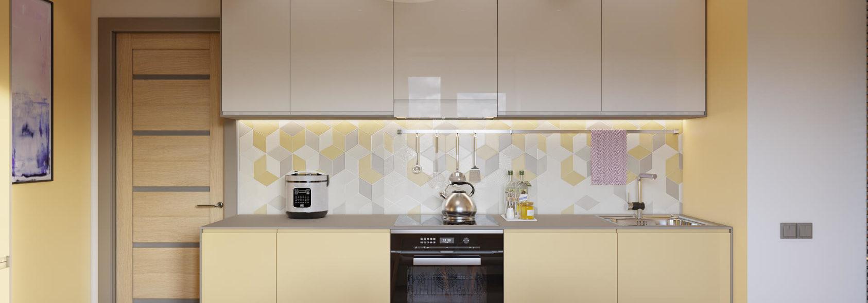 Дизайн квартиры Киев - Дизайн интерьера кухни Киев