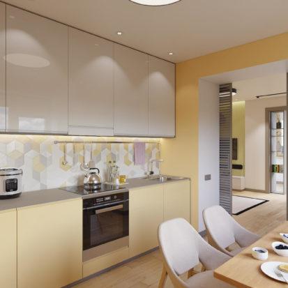 Дизайн квартиры Киев - Дизайн интерьера кухни