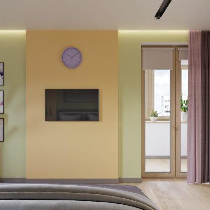Дизайн квартиры Киев - Дизайн и интерьер спальни Киев
