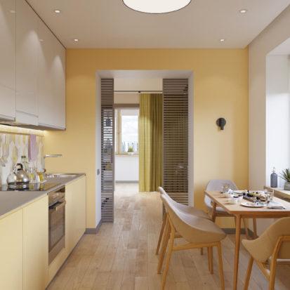 Дизайн квартиры Киев - Дизайн кухни Киев