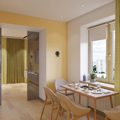 Дизайн квартиры Киев - Дизайн кухни
