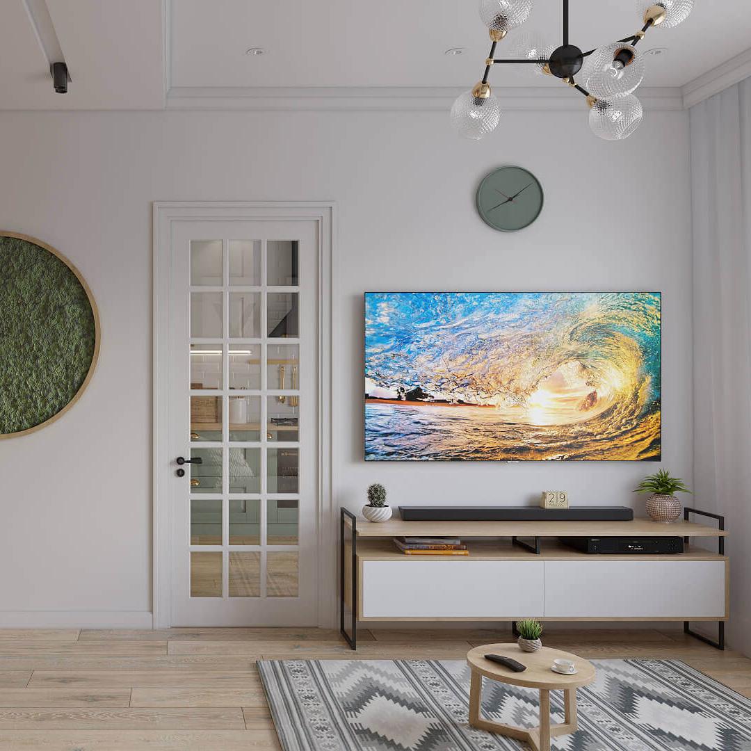 дизайн интерьера квартиры Днепр
