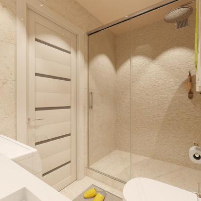 Дизайн двухкомнатной квартиры туалет