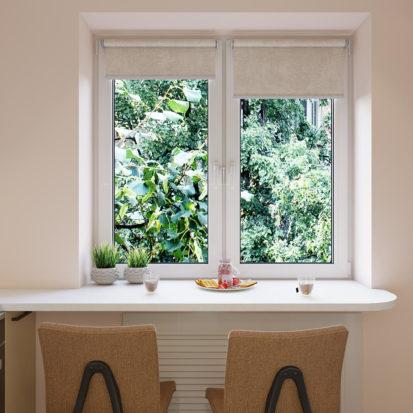 Дизайн 2х комнатной квартиры Днепр кухня