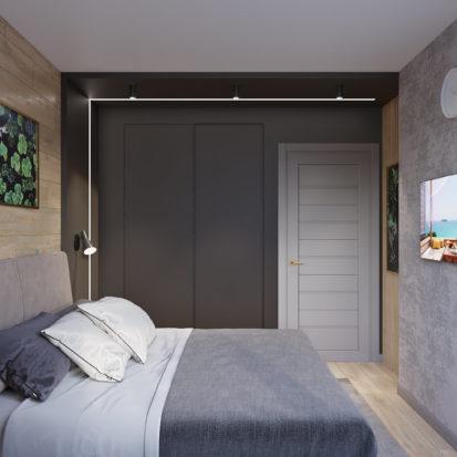 Дизайн гостевой спальни Киев
