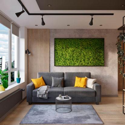 Дизайн-трехкомнатной-квартиры-Киев