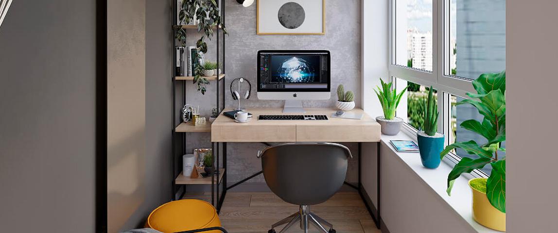 домашний офис, Dofamine