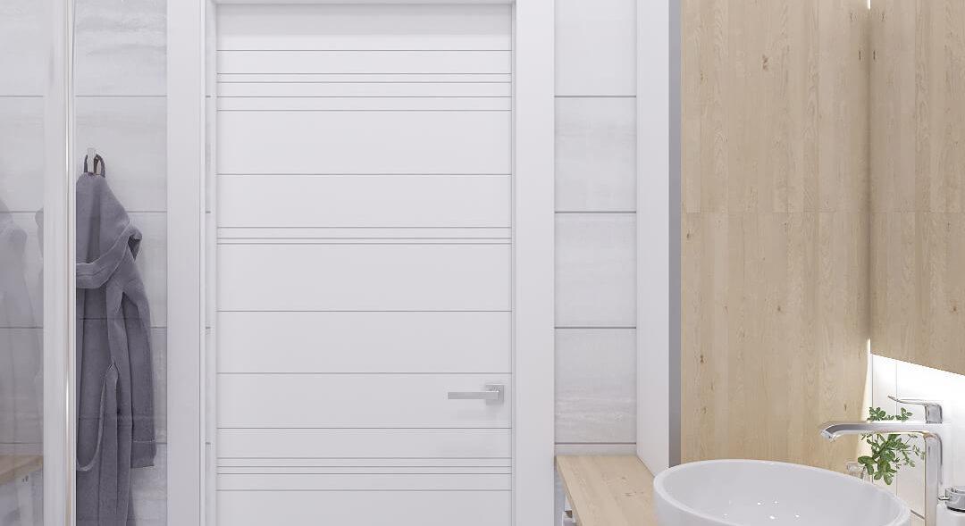 Дизайн ванной 3х комнатная квартира Запорожье