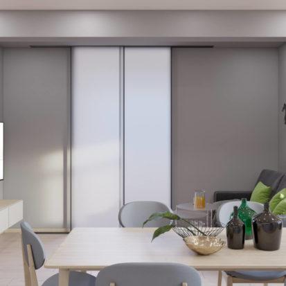 Дизайн гостиной 3х комнатная квартира Запорожье