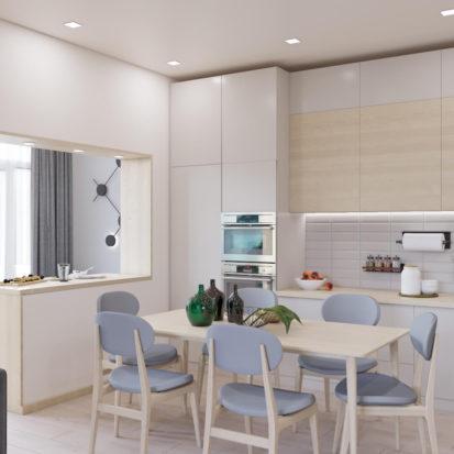 Дизайн-3х-комнатной-квартиры-Запорожье1