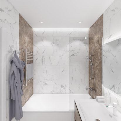 Ванная комната дизайн в Киеве
