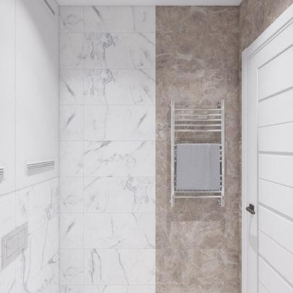 Дизайн четырехкомнатной квартиры Киев туалет