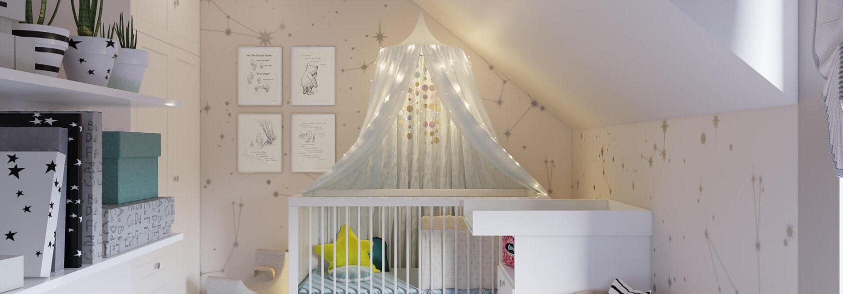 Дизайнер интерьера дом Киев детская