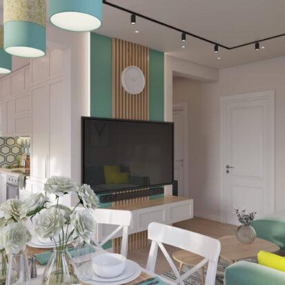Дизайн гостиной дом Киев