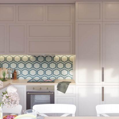 Дизайн дома Киев Кухня