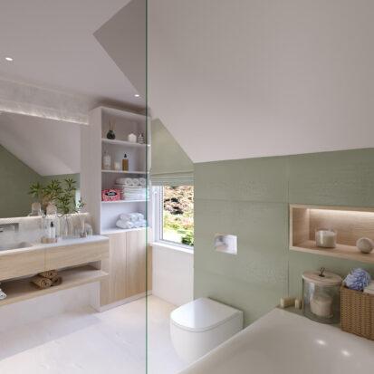 Дизайн дома Киев ванная