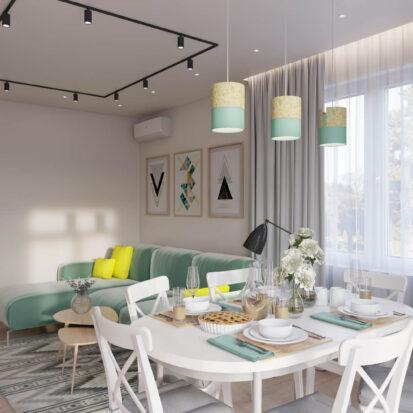 Дизайн дома Киев интерьер гостиной