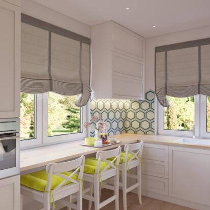 Дизайн дома Киев интерьер кухни