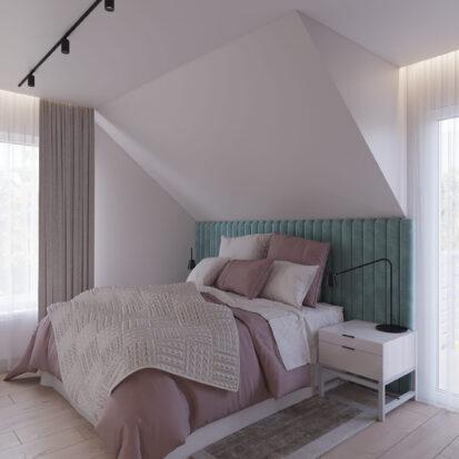 Дизайн дома Киев интерьер спальни