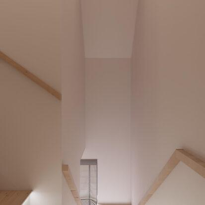 Дизайн дома Киев лестница