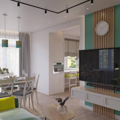 Дизайн интерьера дома Киев