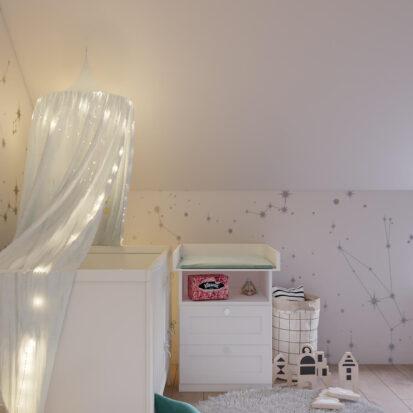 Дизайн интерьера дом Киев детская для мальчика
