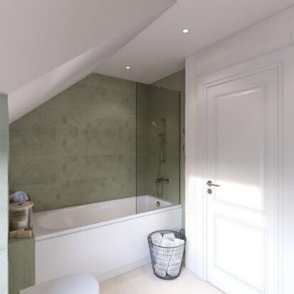 Дом Киев дизайн ванной