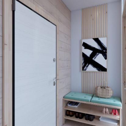 Дом Киев дизайн прихожей