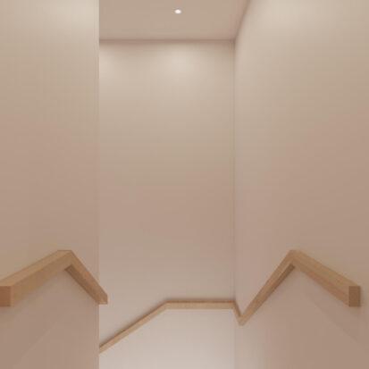Элитный дизайн дома Киев лестница